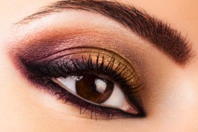 Welche Farbe passt zu Ihren Augen?