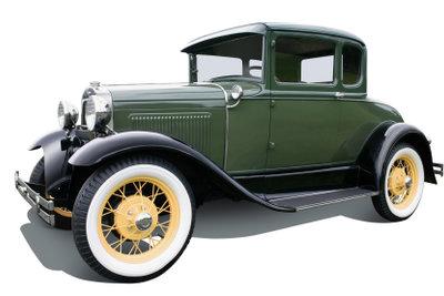 """Oldtimer werden als """"kraftfahrzeugtechnisches Kulturgut"""" angesehen."""