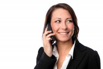 Gerade dienstlich sollten Sie bei Anrufen einige Regeln beachten.