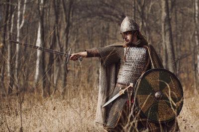 In Skyrim können Sie mit einer oder zwei Waffen in die Schlacht ziehen.
