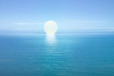 Sonnenlicht als Medizin nutzen.