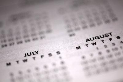 Das Synchronisieren von Kalendern ist sehr praktisch.