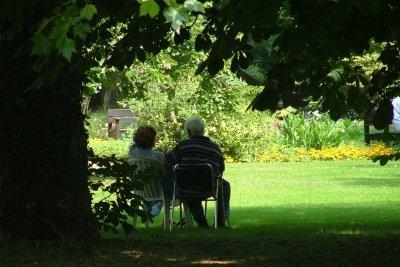 60 Jahre verheiratet - das muss gefeiert werden