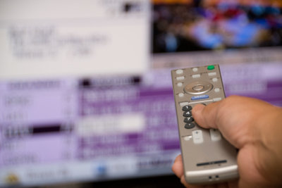 Es ist oft möglich, deutsche Sender im Ausland zu empfangen.