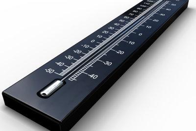 Es gibt Vorschriften, wie hoch die Raumtemperaturen bei Bedarf sein müssen.