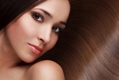 Lange Haare können Lust auf Leidenschaft hervorrufen.