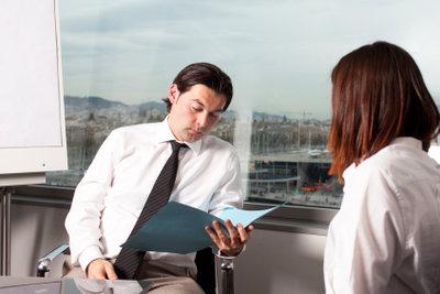 Mit gekonnten Formulierungen können Sie im Bewerbungsgespräch viel gewinnen.