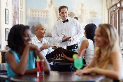 Restaurantfachmann aus Leidenschaft!