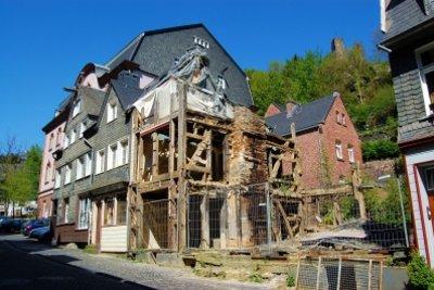 Gebäudeversicherung ist Existenzsicherung.