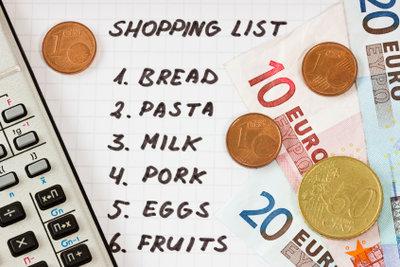 VL-Vertrag bringt Zinsen, Cents sparen nicht.
