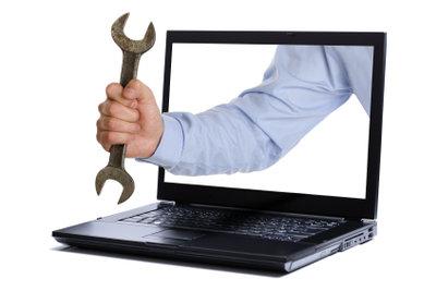 Laptop-Reparaturen sollten Sie den Herstellern überlassen.