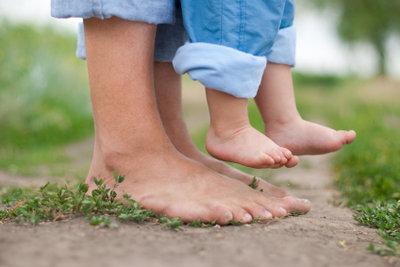 Nur mit den passenden Schuhen bleiben Ihre Füße gesund.