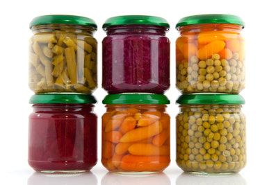 Viele Gemüse lassen sich milchsauer einlegen.