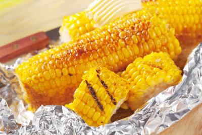Mit Aluminiumfolie lassen sich im Backofen leckere Speisen zubereiten.