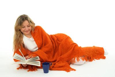 Ruhezeiten - lieber lesen als staubsaugen