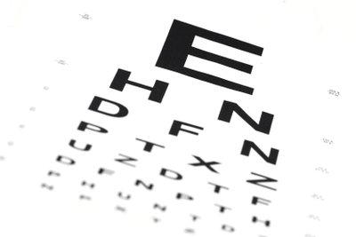Als MFA beim Augenarzt arbeiten.