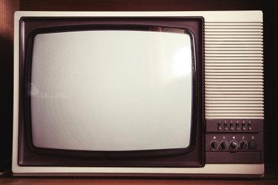 Grüne Streifen müssen nicht bedeuten, dass der Fernseher defekt ist.