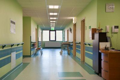 Kapi Hospital Räume