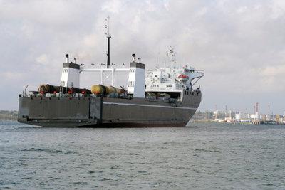 Containergeschäft  - hohe Risiken für Anleger bei Flaute im Welthandel.