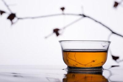 Rooibos-Tee ist gesund.