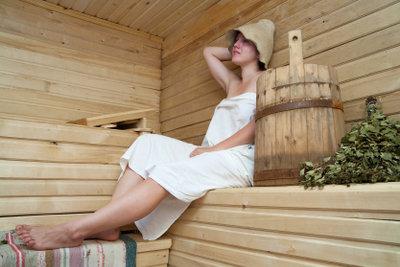 Saunieren stärkt das Immunsystem.
