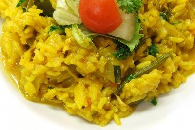Gelbe Currypaste eignet sich toll zum Verfeinern zahlreicher Currygerichte.
