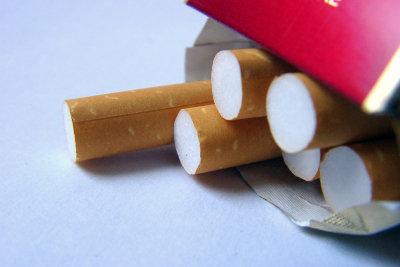 Rauchgeruch von Zigaretten ist sehr unangenehm.