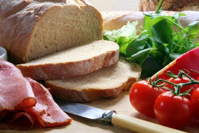 Warme und kalte Snacks unter Einhaltung der Hygienevorschriften verkaufen