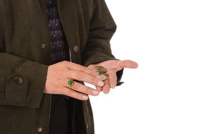 Alte DM-Münzen können unbefristet in Euro umgetauscht werden.