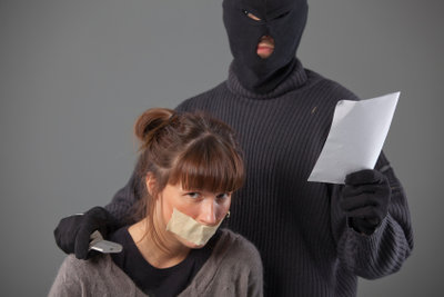 Um Ihre Freundin zu entführen, brauchen Sie keine Gewalt.