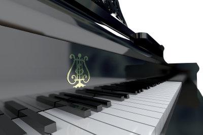 ... so schön kann Klavierlack glänzen!