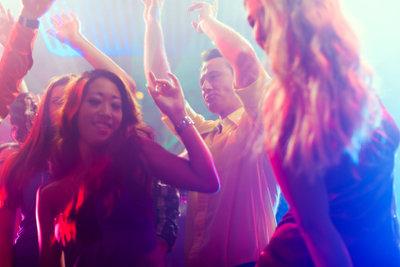 Coole Abende in der Disco - für Jugendliche nur mit Muttizettel.