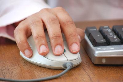 Entwerfen Sie Ihre eigne PC-Schrift.