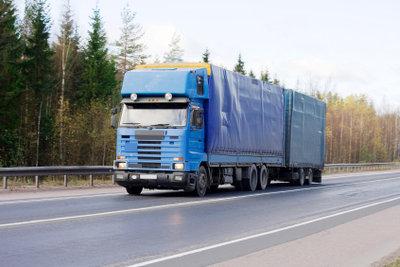 Selbstständige Kraftfahrer müssen nur Lenk- und Ruhezeiten einhalten.