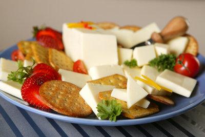 Viele Feste werden von Catering-Unternehmen beliefert.