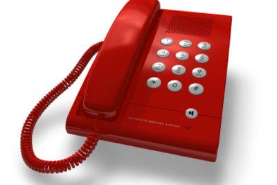 Finden Sie heraus, wer angerufen hat.