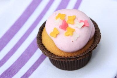 Muffins gelingen auch in der Mikrowelle.