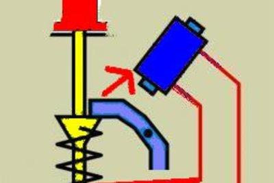 Aufbau einer Magnetsicherung
