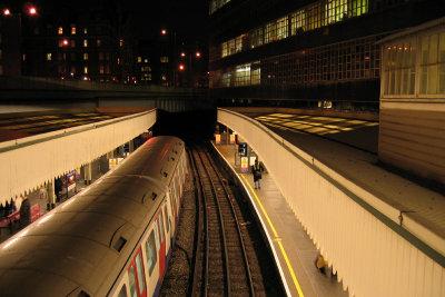 Strom in der Bahn nutzen