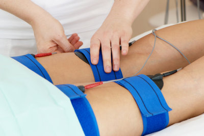 Nach Verletzungen kann ein professionelles EMS-Training sinnvoll sein.