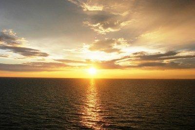 Polartag - wenn die Sonne nicht untergeht.