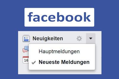 Werden die neuesten Meldungen auf Facebook nicht angezeigt, ist das kein Grund zu verzweifeln.
