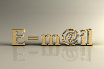 Was tun bei Fehlermeldungen beim E-Mail-Versand?