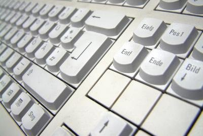 Normale Tastaturen funktioneren mit der Xbox 360.