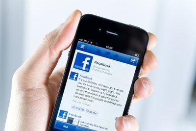 Fehler bei Facebook beheben - kein Problem