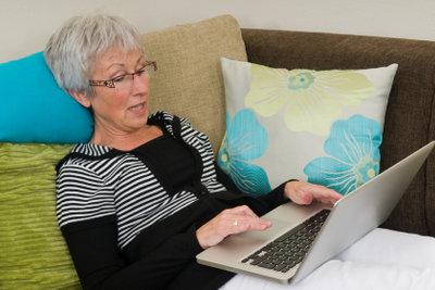 Oma zockt PC-Spiele - heutzutage keine Seltenheit mehr