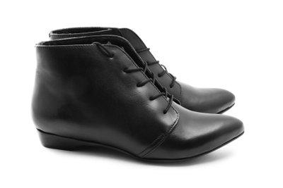 Die Schuhe nicht zu eng kaufen!