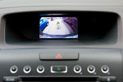 Autokameras gibt es gegen Aufpreis in verschiedenen Ausführungen.