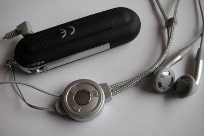 Der MP3-Player ist der neue CD-Player.