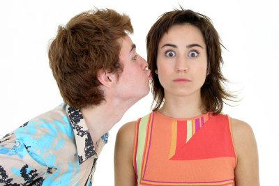 Verschrecken Sie Ihr Date nicht mit zu schnellen Gefühlsausbrüchen.